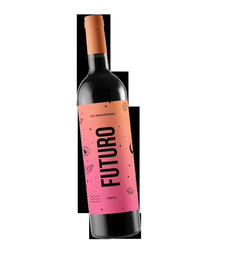 Vinofuturo FUTURO TINTO / 2018 D.O. Somontano